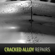 Cracked Alloy Repair Small
